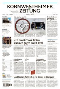 Kornwestheimer Zeitung - 13. März 2019