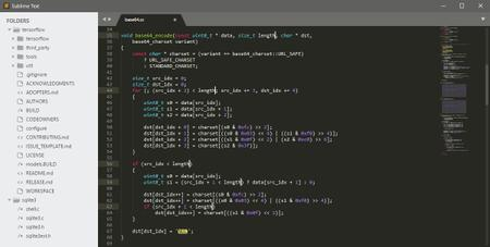 Sublime Text 3.2 Build 3202 Dev