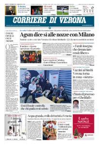 Corriere di Verona – 21 dicembre 2019
