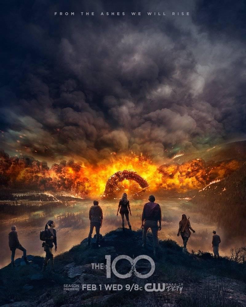 The 100 S04E02 (2017)