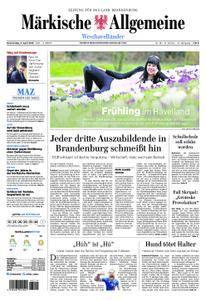 Märkische Allgemeine Westhavelländer - 05. April 2018