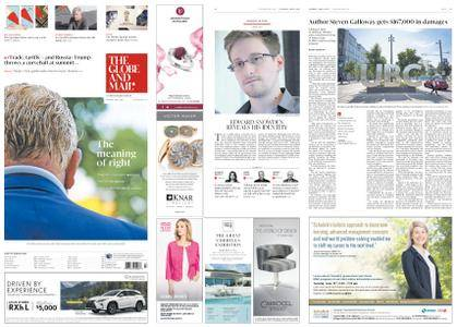The Globe and Mail – June 09, 2018