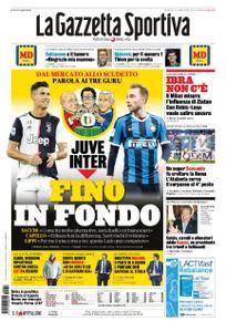 La Gazzetta dello Sport Bergamo – 02 febbraio 2020