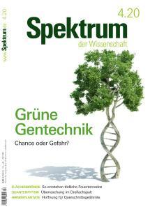 Spektrum der Wissenschaft - April 2020