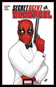 Deadpool-Secret Agent Deadpool 2019 Digital Kileko