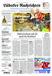 Lübecker Nachrichten Ostholstein Süd - 23. Dezember 2017
