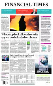 Financial Times UK – May 15, 2019