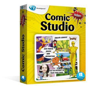 Digital Comic Studio Deluxe 1.0.6.0 Multilingual Portable