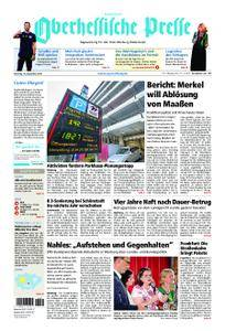 Oberhessische Presse Hinterland - 18. September 2018