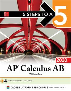5 Steps to a 5: Calculus AB 2020