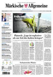 Märkische Allgemeine Dosse Kurier - 06. April 2018