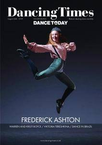 Dancing Times – August 2018