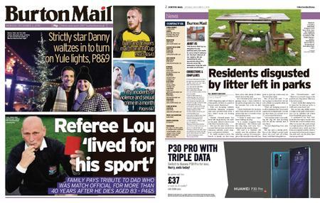 Burton Mail – December 02, 2019