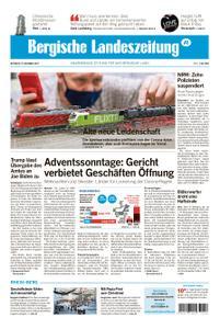 Kölnische Rundschau Rheinisch-Bergischer Kreis – 25. November 2020