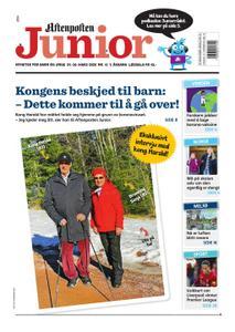 Aftenposten Junior – 20. mars 2020