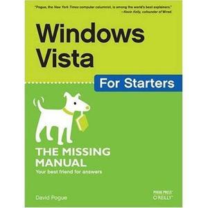 Windows Vista for Starters [Repost]