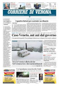 Corriere di Verona – 29 dicembre 2020