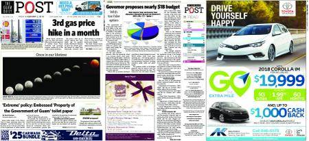 The Guam Daily Post – February 02, 2018