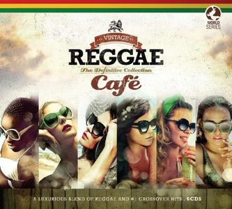VA - Vintage Reggae Cafe Box (6CD, 2019)