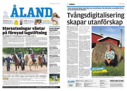 Ålandstidningen – 05 juli 2018