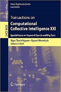 Transactions on Computational Collective Intelligence XXI