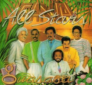 Fania All Stars - Guasasa (1989) CD Reissue 1991