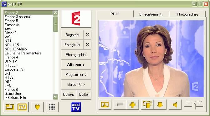 ADSL TV 1.9
