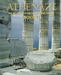 Maurice Balme, Gilbert Lawall - Athenaze: An Introduction to Ancient Greek, Book II [Repost]