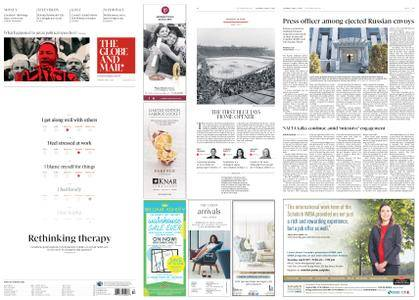 The Globe and Mail – April 07, 2018