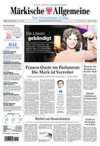 Neue Oranienburger Zeitung - 01. Februar 2019