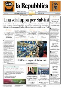 La Repubblica - 27 Maggio 2020