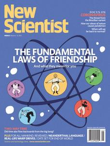 New Scientist - March 06, 2021