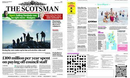 The Scotsman – December 27, 2017