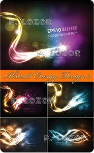 Abstract Energy Design 2 - Stock Vectors