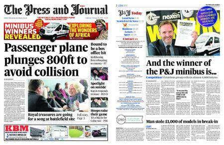 The Press and Journal Moray – February 24, 2018