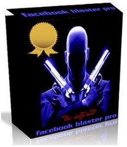 Facebook Blaster Pro v8.0.1