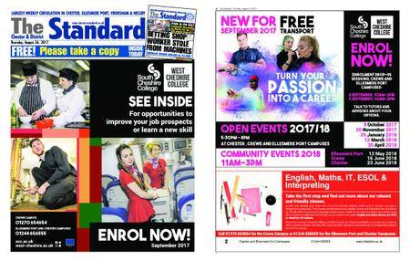 The Standard Chester & District – August 24, 2017