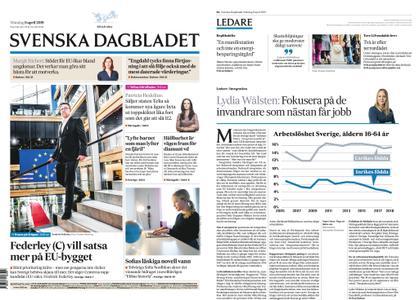Svenska Dagbladet – 08 april 2019