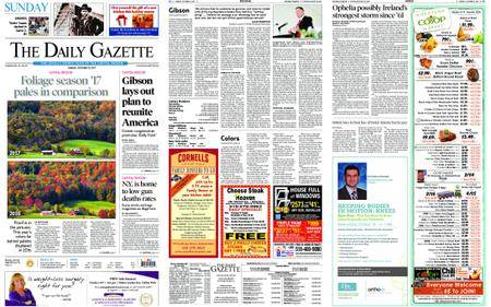 The Daily Gazette – October 15, 2017