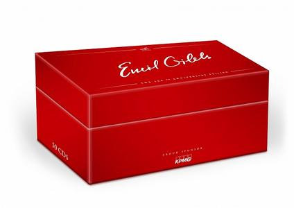 Emil Gilels: The 100-th Anniversary Edition (2016) (50 CDs Box Set)