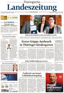 Thüringische Landeszeitung – 26. Oktober 2019