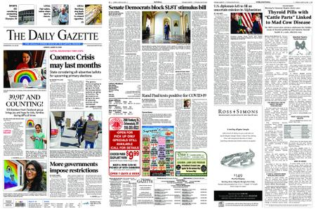 The Daily Gazette – March 23, 2020