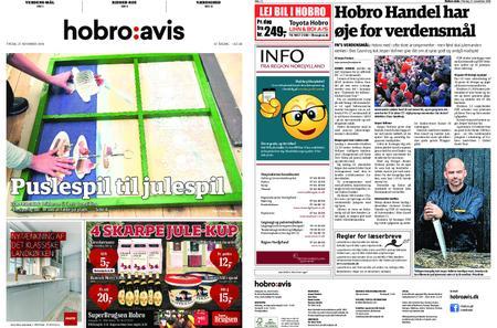 Hobro Avis – 27. november 2018