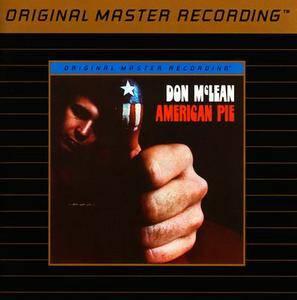Don McLean 1971- American Pie (1971) (MFSL)