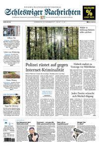 Schleswiger Nachrichten - 28. Dezember 2017