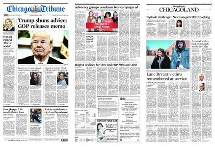 Chicago Tribune – February 03, 2018