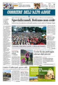 Corriere dell'Alto Adige – 03 agosto 2019