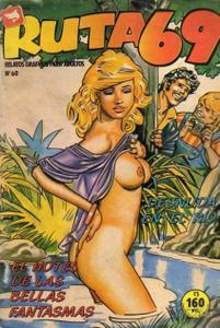 Ruta 69 #60: Desnuda En El Río / El Hotel De Las Bellas Fantasmas