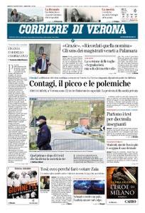 Corriere di Verona – 22 agosto 2020