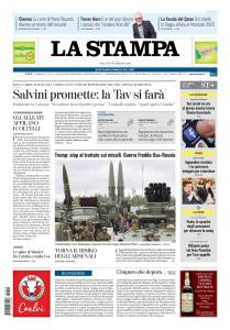 La Stampa Torino Provincia e Canavese - 2 Febbraio 2019